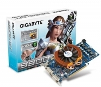 Gigabyte GV-N98TZL-1GH GeForce 9800 GT 1GB GDDR3 scheda video