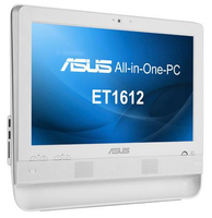 "ASUS ET 1612IUTS 1.1GHz 847 15.6"" 1366 x 768Pixel Touch screen Bianco"
