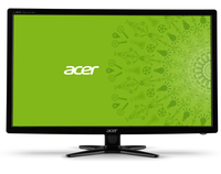 "Acer G6 G206HLBb 20"" TN+Film Opaco Nero monitor piatto per PC"