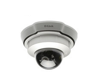 D-Link Fixed Dome PoE Network Camera