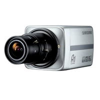 Samsung SCB-4000N CCTV security camera Scatola Argento
