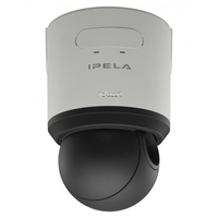 Sony SNC-RH124 + SNCA-HPOE1 CCTV security camera Interno e esterno Cupola Nero, Bianco