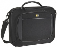 "Case Logic 13"" Slimline Laptop Case 13"" Custodia a tasca Nero"