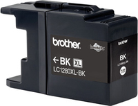Brother LC1280XLBKBPDR Nero cartuccia d