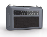 Thomson RT231 Personale Analogico Grigio radio