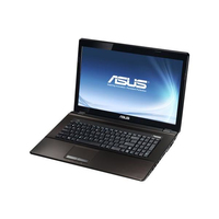 "ASUS A73SD-TY054V 2.5GHz i5-2450M 17.3"" 1600 x 900Pixel Marrone Computer portatile notebook/portatile"