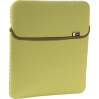 "Case Logic 14.1"" Reversible Laptop Sleeve 14.1"" Custodia a tasca Verde"