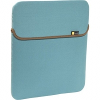 "Case Logic 14.1"" Reversible Laptop Sleeve 14.1"" Custodia a tasca Blu"