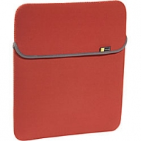 "Case Logic 14.1"" Reversible Laptop Sleeve 14.1"" Custodia a tasca Rosso"