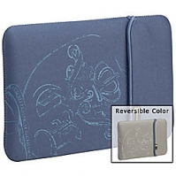 "Case Logic 13"" Reversible MacBook/MacBook Air Sleeve 13"" Custodia a tasca Blu"