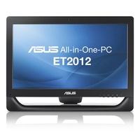 "ASUS ET 2012EUTS-B018 2.8GHz G640 20"" 1600 x 900Pixel Touch screen Nero"
