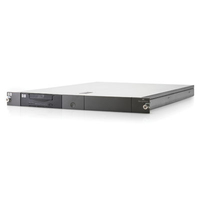 HP StoreEver LTO-6 Ultrium 6250 Tape Drive in 1U Rack-mount Kit lettore di cassetta