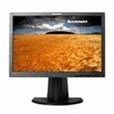 "Lenovo ThinkVision L200P 20.1"" Nero monitor piatto per PC"