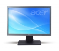 "Acer B203W bdmr 20"" Nero monitor piatto per PC"