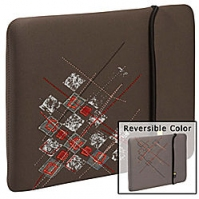 "Case Logic 13.3"" Reversible Laptop Sleeve 13.3"" Custodia a tasca Nero"