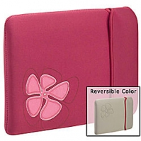 "Case Logic 13.3"" Reversible Laptop Sleeve 13.3"" Custodia a tasca Rosa"