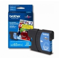 Brother High Yield Cyan Ink Cartridge Ciano cartuccia d