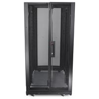 APC NetShelter SX 24U 600mm x 1070mm Deep Enclosure Freestanding rack Black