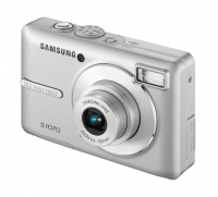 "Samsung S1070 10.2MP 1/2.33"" CCD 3648 x 2736Pixel Argento"