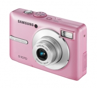 "Samsung S1070 Pink 10.2MP 1/2.33"" CCD 3648 x 2736Pixel Rosa"