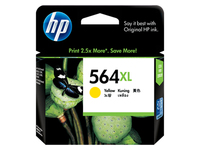 HP 564XL Yellow Giallo cartuccia d