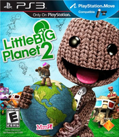 Sony Little Big Planet 2 Extras Edition, PS3 PlayStation 3 videogioco