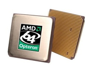 HP AMD Opteron 4238 3.3GHz 8MB L3 processore
