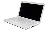 "Toshiba Satellite C855-1TV 2.2GHz B960 15.6"" 1366 x 768Pixel Bianco"