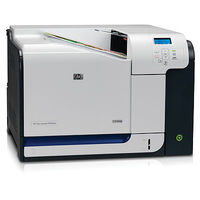 HP LaserJet Color CP3525dn Printer Colore 600 x 1200DPI A4