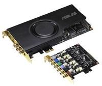 ASUS Xonar HDAV1.3 Deluxe Interno 7.1channels PCI-E