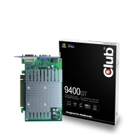 CLUB3D GeForce 9400GT GDDR2