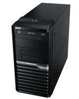 Acer Veriton M2110G 3.4GHz A4-5300 Torre Nero PC