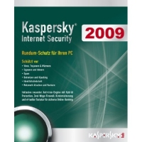 Kaspersky Lab Internet Security 2009 Tedesca