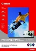 Canon A4 Photo Paper Plus carta fotografica