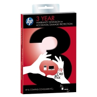 HP 3 Year Accidental Damage Protection w/Pickup and Return Support for Consumer Desktops/Notebooks
