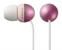 Sony MDR-EX 33 LPP pink Rosa Intraurale Auricolare cuffia