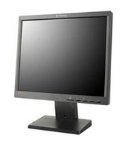 "Lenovo ThinkVision LT1712p 17"" Nero monitor piatto per PC"