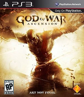Sony God of War: Ascension, PS3 PlayStation 3 videogioco