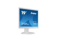 "iiyama ProLite B1980SD-W1 19"" TN Opaco Bianco monitor piatto per PC LED display"