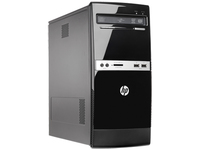 HP Essential 600B 2.5GHz G2020T Microtorre Nero PC