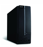 Acer Aspire C600 2.6GHz G550 SFF Nero PC