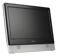 "Shuttle XPC X 7000XA 3.3GHz i3-3220 18.5"" 1366 x 768Pixel Touch screen Nero PC All-in-one"