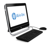 "HP Pro 3520 2.9GHz G2020 20"" 1600 x 900Pixel Nero, Argento PC All-in-one"