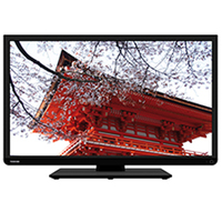 "Toshiba 32W1333G 32"" HD Nero LED TV"