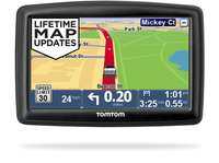 "TomTom START 55M 5"" LCD Touch screen 252.3g Nero navigatore"