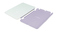 Macally Reversible Cover and Hardshell Case with Stand Cover Porpora
