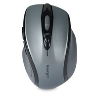 Kensington Pro Fit RF Wireless Ottico 1750DPI Nero, Grigio mouse