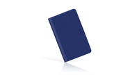 "Macally SLIMFOLIO11BL 11"" Cover Blu borsa per notebook"