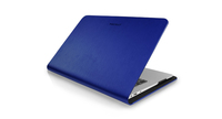 "Macally SLIMFOLIO13BL 13"" Cover Blu borsa per notebook"