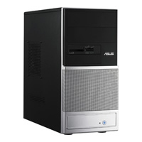 ASUS V3-M3N8200, Black Presa elettrica AM2+ Midi-Tower Nero